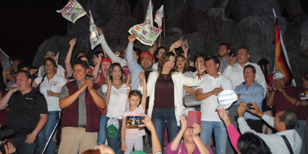 HISTÓRICO MOMENTO PARA MEXICALI
