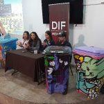ESTIMULAN CULTURA DEL RECICLAJE CON CONTENEDORES DE BASURA ARTÍSTICOS