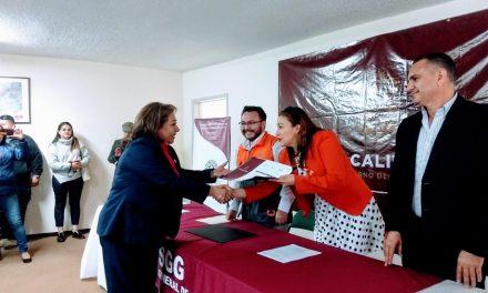 MUJERES DESTACADAS EN PROTECCIÓN CIVIL Y BOMBEROS DE BC