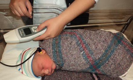 FOMENTAN LA SALUD AUDITIVA EN HOSPITAL MATERNO INFANTIL