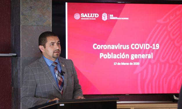 HAY 2 CASOS CONFIRMADOS; LLAMADO A LA PREVENCIÓN Y NO AL PÁNICO