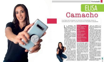 DESTACA ELISA CAMACHO EN INSTAGRAM