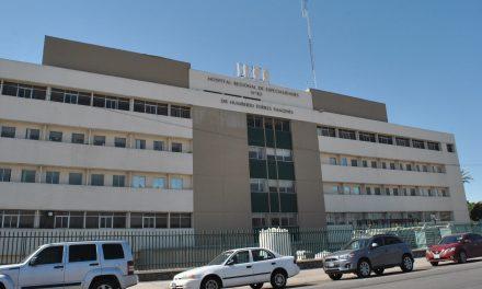 ORDENAN LA RECONVERSIÓN DE HOSPITALES EN BC