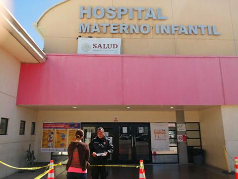 PROTOCOLOS DE INGRESO Y ATENCIÓN EN HOSPITAL MATERNO INFANTIL