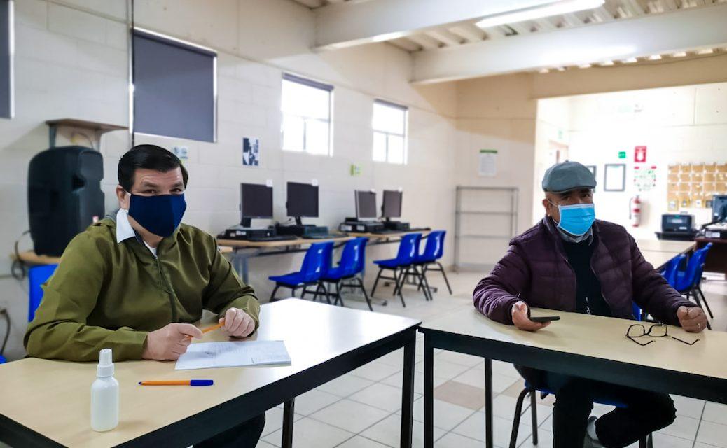 REANUDAN ACTIVIDADES ACADÉMICAS A TRAVÉS DE LA MODALIDAD A DISTANCIA