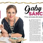 25 REPORTAJES MEMORABLES: GABY SÁNCHEZ (1)