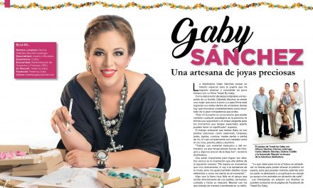 25 REPORTAJES MEMORABLES: GABY SÁNCHEZ (1)