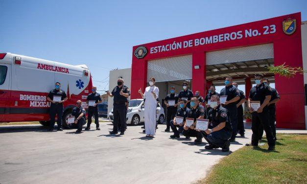 ES CENTRO DE TRASLADO ESPECIALIZADO LA ESTACIÓN DE BOMBEROS No. 23