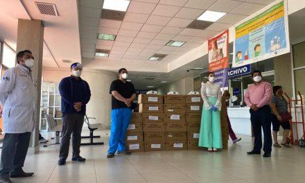 REALIZAN DONATIVO DE 28 VENTILADORES AL HOSPITAL GENERAL DE MEXICALI