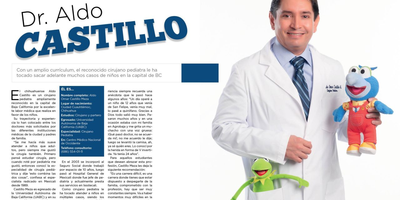 25 REPORTAJES MEMORABLES: DR. ALDO CASTILLO (9)
