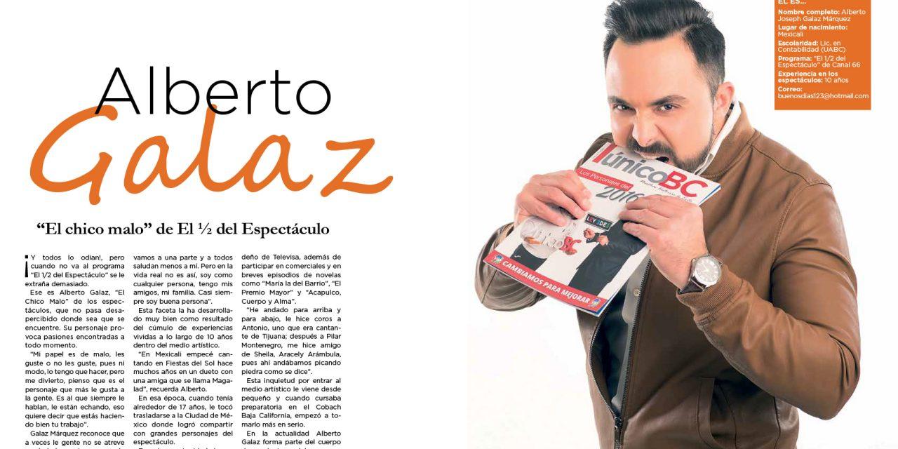 25 REPORTAJES MEMORABLES: ALBERTO GALAZ (3)