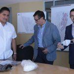 VALIOSO DONATIVO DE MATERIAL MÉDICO AL SECTOR SALUD DE BC