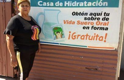 EL MUNICIPIO DE MEXICALI CON 43 CASAS DE HIDRATACIÓN ORAL