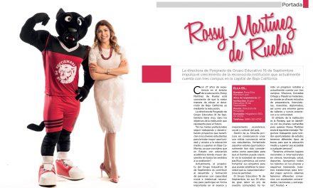 25 REPORTAJES MEMORABLES: ROSSY MARTÍNEZ DE RUELAS (16)