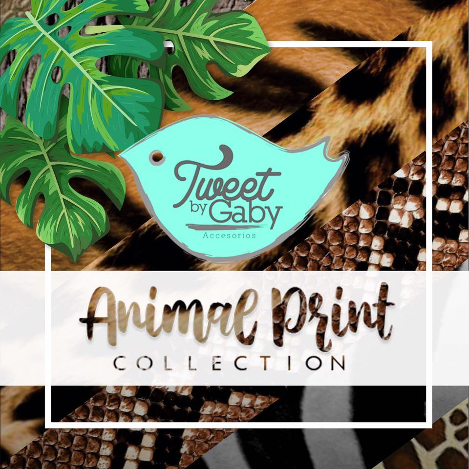 Tweet Animal print