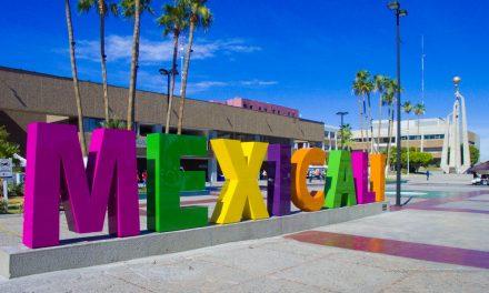 Dos fuertes sistemas de alta presión para Mexicali