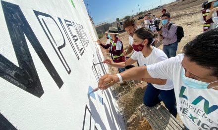 RECOLECTAN MÁS DE 2 MIL 500 TONELADAS DE BASURA EN MEXICALI