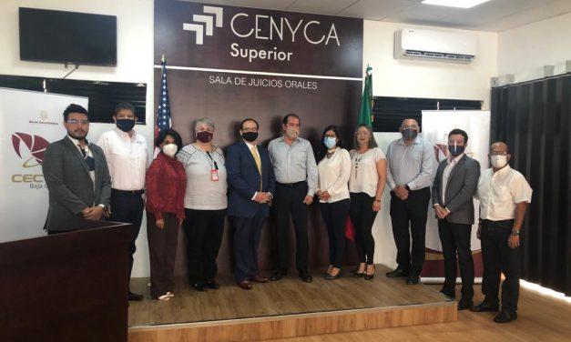 CONVENIO DE COLABORACIÓN EN BENEFICIO DE ESTUDIANTES DE CECyTE BC