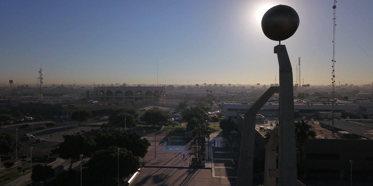 EXTREME PRECAUCIONES ANTE LA CALIDAD DEL AIRE EN MEXICALI