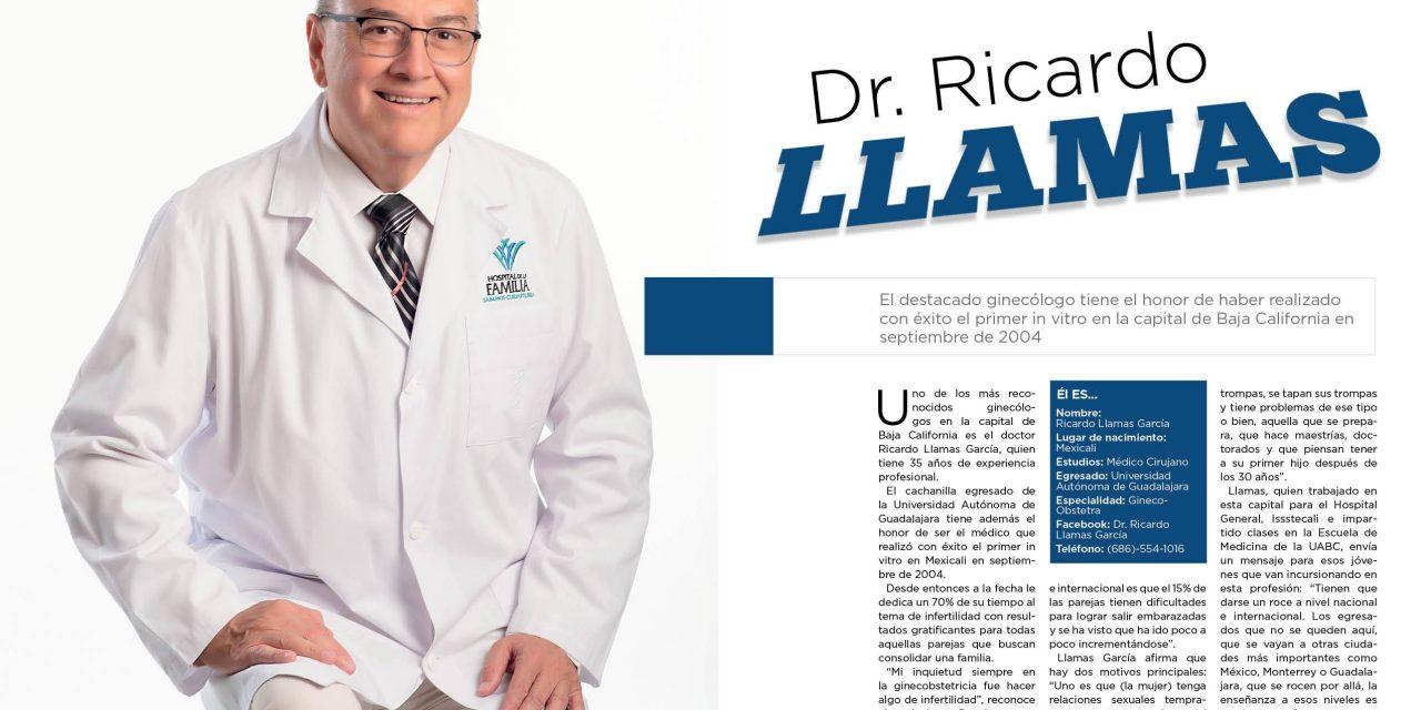 25 REPORTAJES MEMORABLES: DR. RICARDO LLAMAS (23)