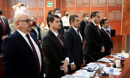 COMPARECE SECRETARIO DE SALUD ANTE EL CONGRESO DE BC