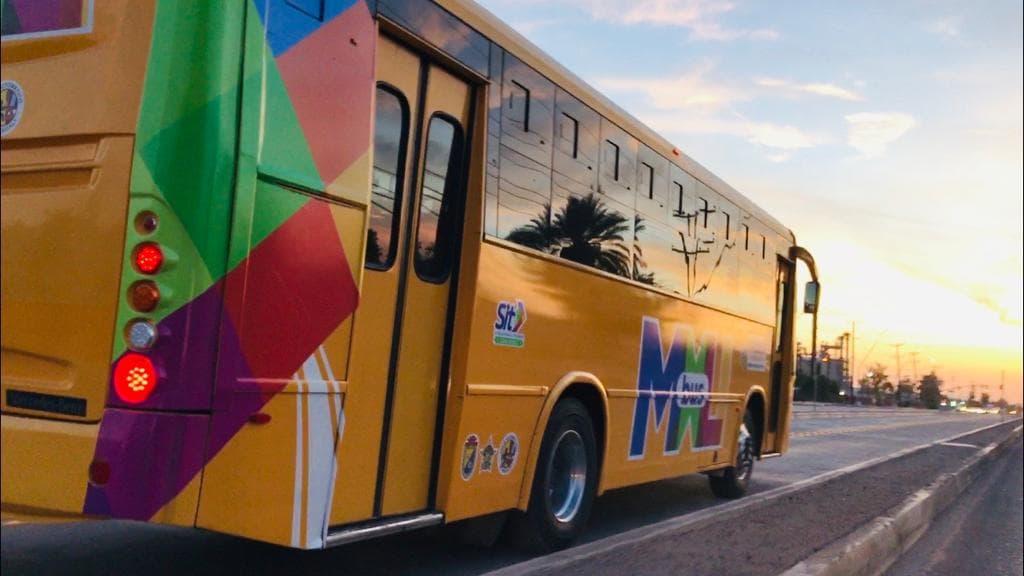 BAJAN LA TARIFA DEL TRANSPORTE PÚBLICO EN MEXICALI