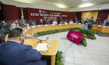 RESALTA ALCALDESA LOGROS EN FAVOR DE MEXICALI