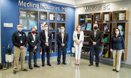 FUERTE INVERSIÓN EN EL SECTOR MÉDICO INDUSTRIAL DE MEXICALI
