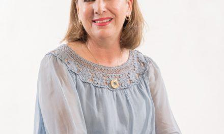 Una educadora con vocación es Cristina Corral Bay