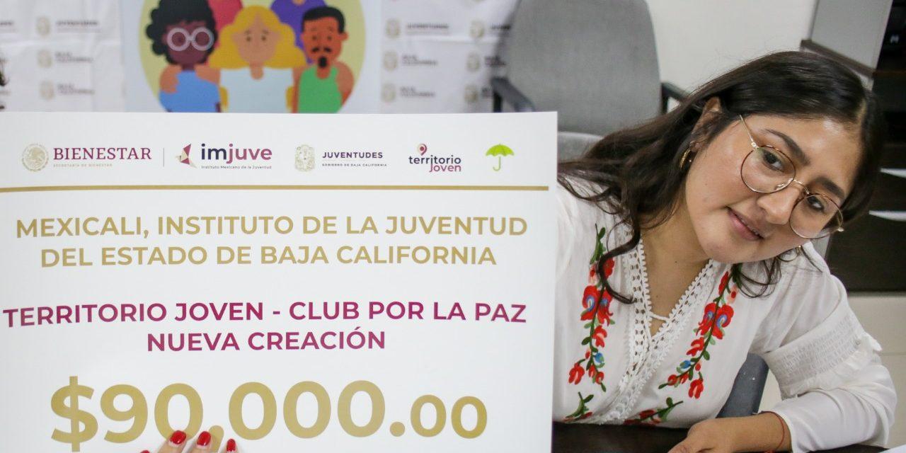 CONVENIO DE COLABORACIÓN CON INSTITUTO MEXICANO DE LA JUVENTUD