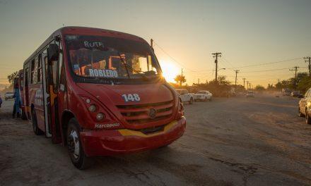 OBLIGATORIO USO DE CUBRE-BOCAS EN TRANSPORTE, CONFIRMAN CIERRE DE PANTEONES