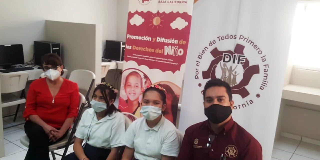 SOBRESALEN ADOLESCENTES DE ALBERGUE TEMPORAL EN CONCURSO DE DIBUJO