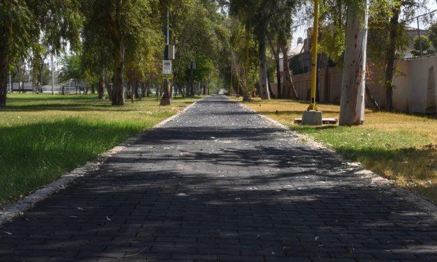 ABREN CIUDAD DEPORTIVA PARA CAMINAR, TROTAR O CORRER