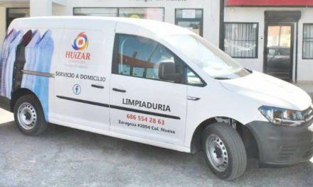 ¡LLEGA EL SERVICIO A DOMICILIO DE LIMPIADURÍA HUIZAR!