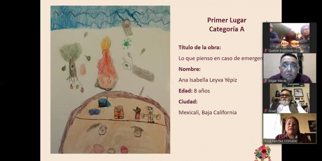 LO MEJOR DEL XXVII CONCURSO DE DIBUJO Y PINTURA INFANTIL JUVENIL