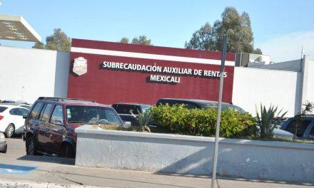 CERRADAS LAS OFICINAS DE RECAUDACIÓN DE RENTAS EL 31 y 1