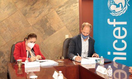 BRINDARÁ UNICEF APOYO EN ATENCIÓN PSICOLÓGICA PARA MENORES DE EDAD