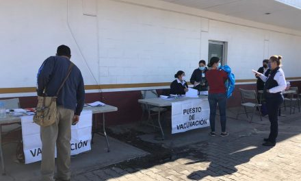 BUSCAN COMPLEMENTAR ESQUEMAS DE VACUNACIÓN EN MEXICALI