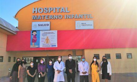 TIENEN ESPECIALIDAD EN GINECOLOGÍA RESIDENTES DEL HOSPITAL MATERNO INFANTIL