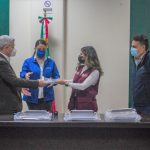 REALIZAN DONACIÓN 1,000 CARETAS PROTECTORAS
