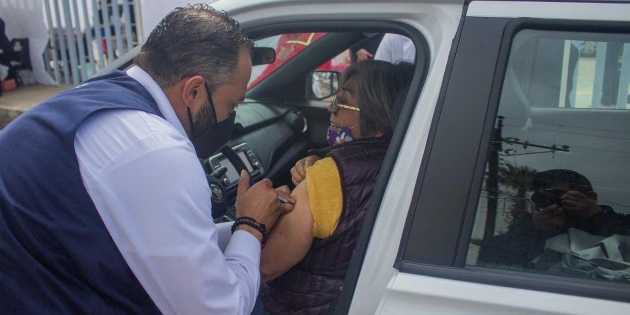 MÁS DE 7,500 ADULTOS MAYORES RECIBEN EL BIOLÓGICO EN ENSENADA