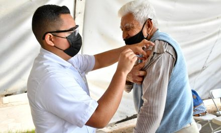 AVANZA VACUNACIÓN EN MEXICALI, POR ENFILAR A ENSENADA Y TIJUANA