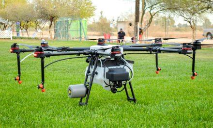 CAPACITARÁN A AGRICULTURES Y PRODCUTORES EN EL USO DE DRONES