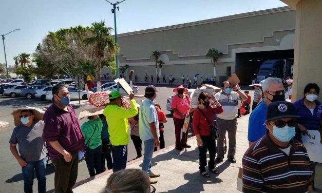 COMIENZAN LA APLICACIÓN DE LA SEGUNDA DOSIS EN MEXICALI