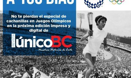 OTRO REPORTAJE DE COLECCIÓN DE LA MEJOR PUBLICACIÓN EN BC