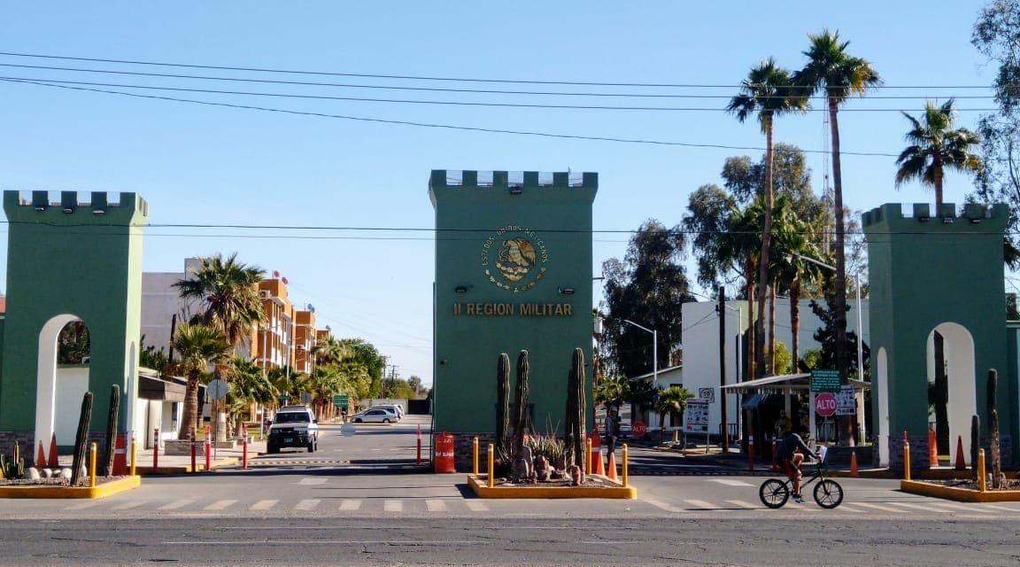 ASIGNAN PREDIOS AL EJÉRCITO MEXICANO EN MEXICALI