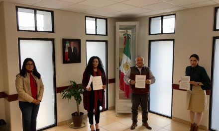 FIRMAN CONVENIO PARA FACILITAR LAS ADOPCIONES EN BC