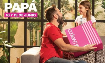 PAPÁ CONTENTO CON LAS PROMOCIONESDE LIVERPOOL MEXICALI