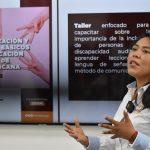 LOS CAPACITAN PARA LA ATENCIÓN DE PUEBLOS INDÍGENAS EN BC
