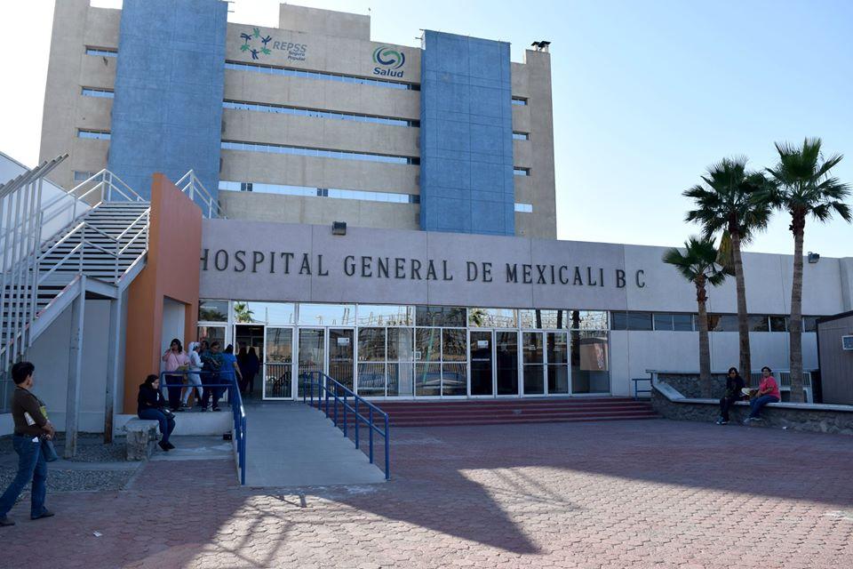 REACTIVAN VISITAS AL HOSPITAL GENERAL DE MEXICALI